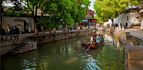 A two-day tour to taste waterside regions of Tongli